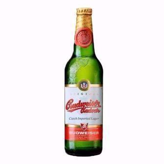 Пиво Будвар або Будвайзер 0,5л