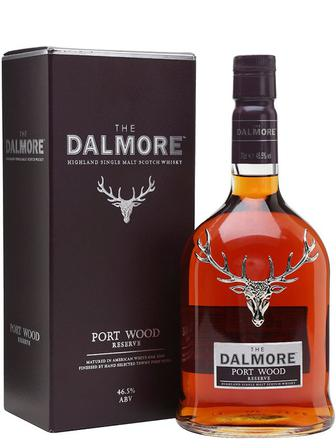 Виски Далмор Порт Вуд Резерв ,Dalmore Port Wood Reserve, 46.5%, 0.7л