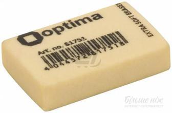 Гумка для олівців Extra Soft Optima®