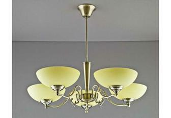 Люстра Light House SL-10393/5P AB BN