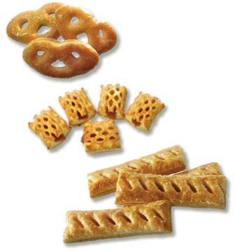 Печиво Грона Ажур абрикос, Крендельок, Марішель 1кг