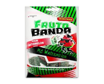Цукерки «Жувіленд» Fruto Banda смак кавуна, 85г