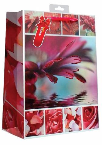 Подарочный пакет цветок Angel Gifts