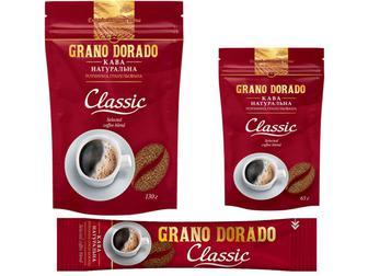 Кава розчинна гранульована Classic Grano Dorado 130 г