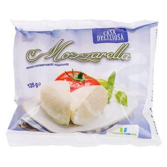 Сир моцарелла Сasa deliziosa 125г