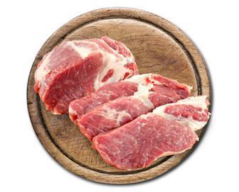 Свинина, ошийок без кістки, охолоджений, кг