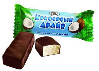Цукерки кокосовий драйв Полтава кг