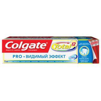 Зубна паста Colgate Помітна Дія 75мл