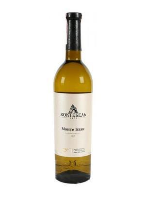 Вино Коктебель Монта Блан, Монте Руж біле, червоне 0,75л