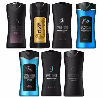 Гель для душа AXE Body Wash 250ml