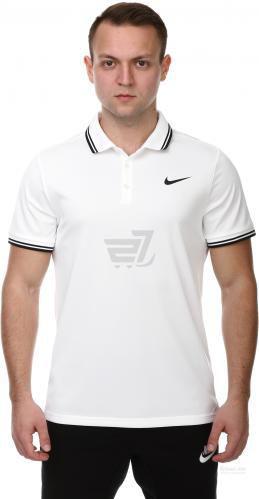 Поло Nike Court Dry Solid Polo 830847-100 XL білий