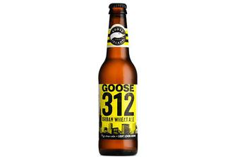 Пиво Goose Island 312 Urban Wheat Ale світле, 0,355л