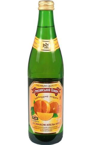 Напиток Грузинський Букет Лимонад Апельсин 0,5л