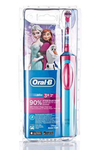 Скидка 30% ▷ Зубная щетка Oral B Vitality D12K Frozen