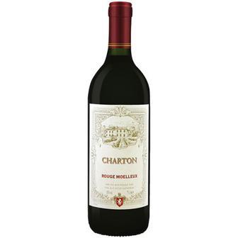 Вино Charton Rouge moelleux 0,75л