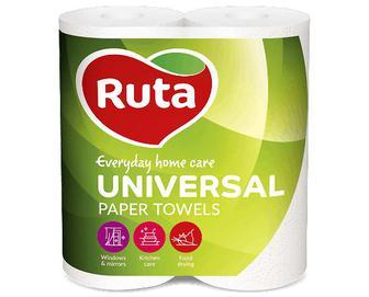 Рушники паперові Ruta Universal, 2шт/уп