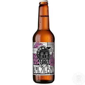 Пиво світле Хмелевус Weiss 0,5л