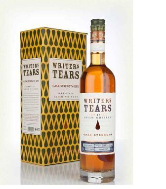 Виски Writers Tears Cask Strength (в коробке)
