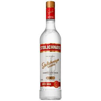 Горілка Stolichnaya 40% 0,7л 264,10