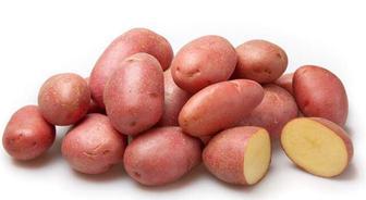 Картошка розовая, кг