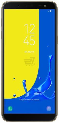 Смартфон Samsung Galaxy J6 Duos ZDD SM-J600F gold