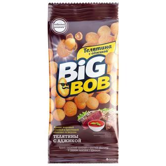 Арахіс в оболонці «BIG BOB» 60г