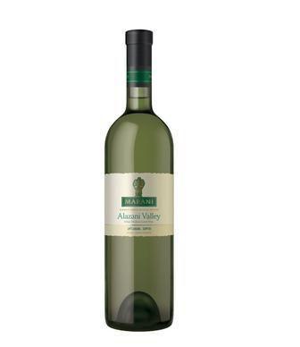Вино Алазанська долина червоне напівсолодке, Піросмані/Цинандалі Марані 0,75 л