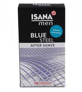 Лосьйон після гоління Isana Men Blue Steel 100мл