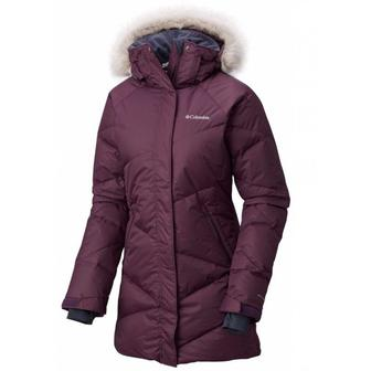 Полупальто пуховое Lay D Down Mid Jacket Women's Down Jacket