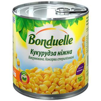 Кукурудза Bonduelle солодка 425мл