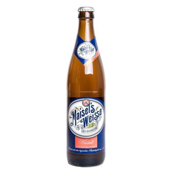 Пиво Maisel`s Weisse Kristall светлое 0.5л