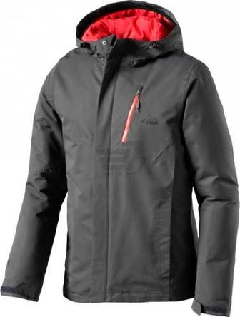 Куртка McKinley Gambetta ux 280726-046 S темно-сірий