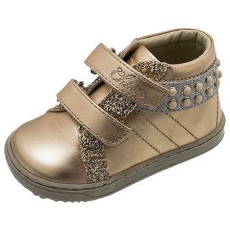Ботинки GALDINA gold