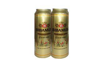 Пиво пшеничне Бібамус 0,5 л