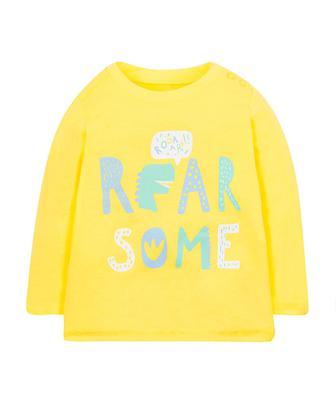 Жовта футболка від Mothercare