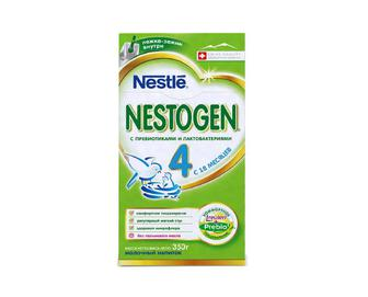 Суміш суха молочна, Nestle Nestogen, 4, 350 г