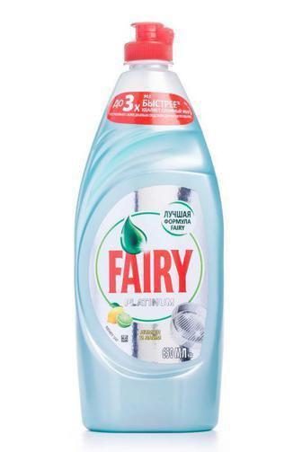 Средства для стирки Fairy Platinum 650 мл