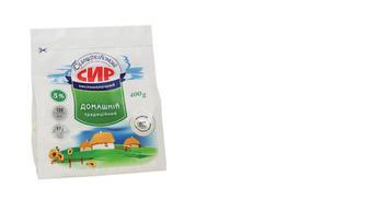 Творог Домашний 5%, Білоцерківський, 400г