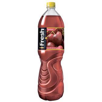 Напій Ifresh соковий вишня 1,5л