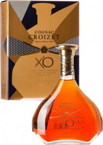 Коньяк Croizet XO (в коробке) 0.7л