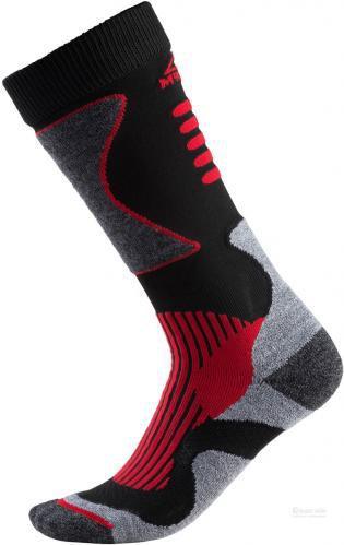 Шкарпетки McKinley New Nils р. 36-38 чорно-червоний