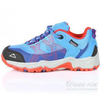 Кросівки McKinley Kona II AQX JR 235228-914553 р.30 блакитний із червоним