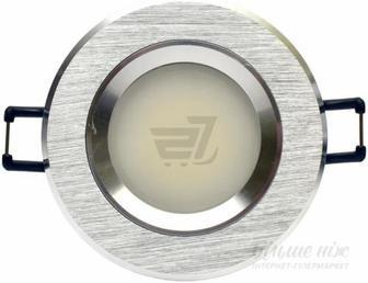 Світильник точковий Светкомплект круглий GU5.3 алюміній