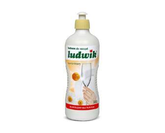 Засіб для миття посуду Ludwik ромашка, 500г