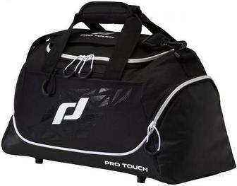 Спортивна сумка Pro Touch Teambag M 274459-900050 чорний із білим