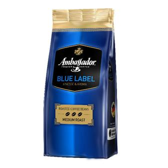 Кава в зернах Blue Label Ambassador 250 г