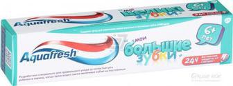 Дитяча зубна паста Aquafresh Мої Великі Зубки 50 мл