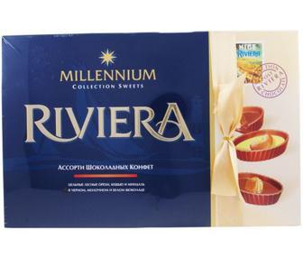 Конфеты Millennium Riviera Nice ассорти 250 г