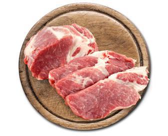 Скидка 19% ▷ Свинина, ошийок без кістки охолоджений, кг