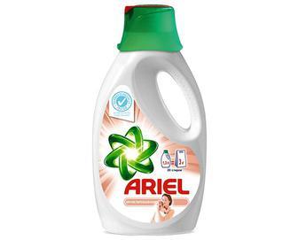 Засіб для прання Ariel для чутливої шкіри, 1,3л